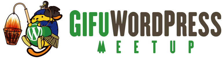 Gifu WordPress Meetup Logo