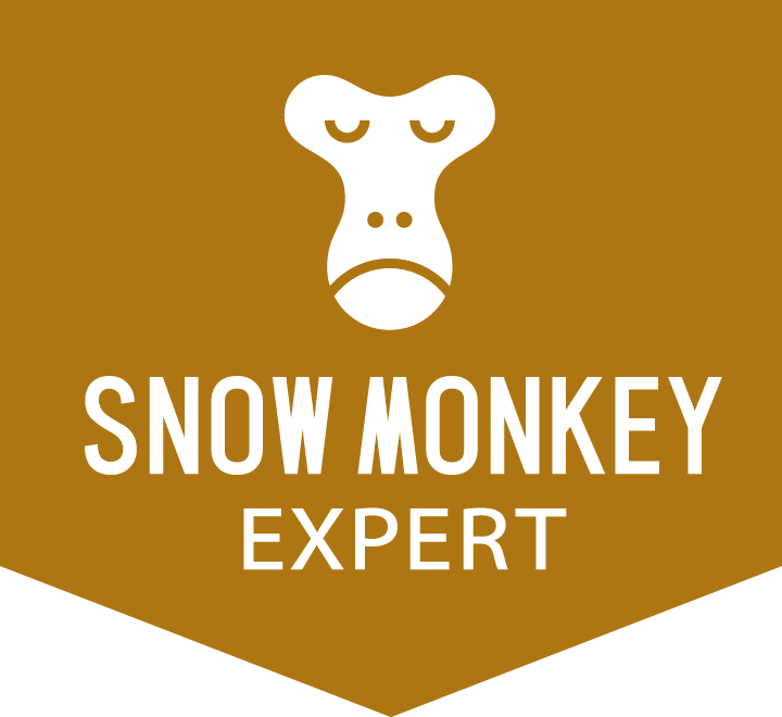 Snow Monkey Expert mark