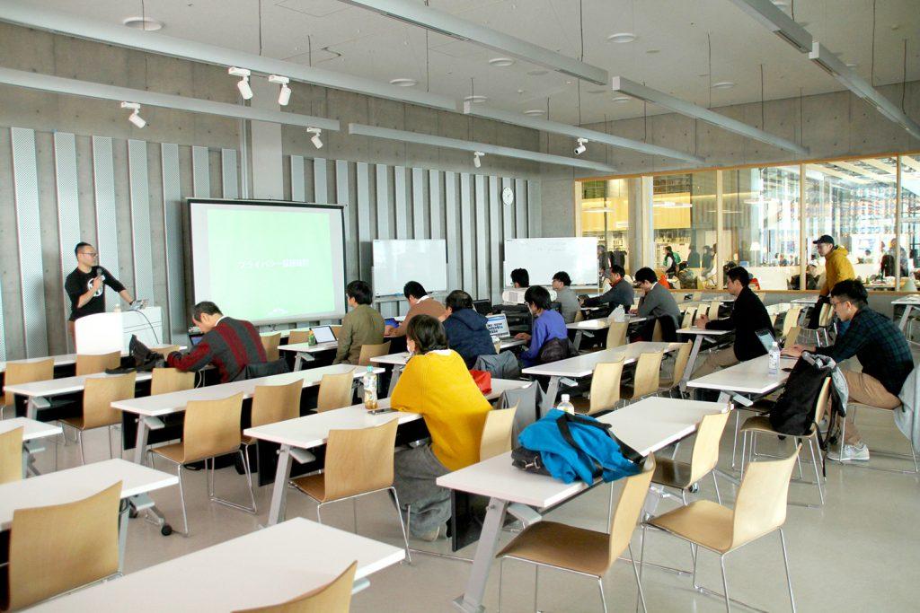 Gifu WordPress Meetupでの登壇時
